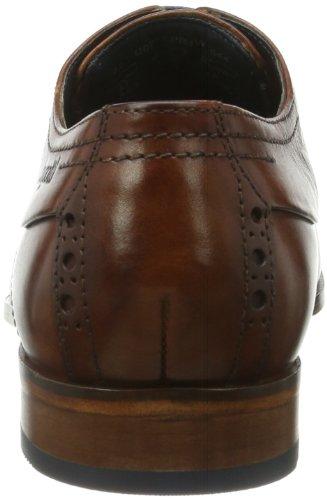 Bugatti U0807pr1w, Derby homme Marron (cognac 644)