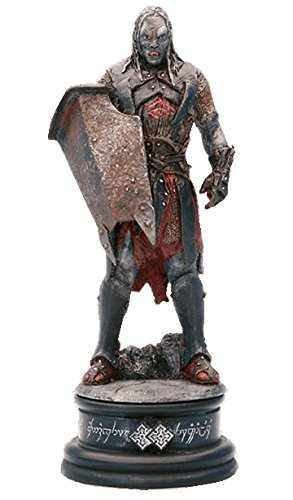 Lord of the Rings Chess Collection Nº 14 SHAGRAT 1