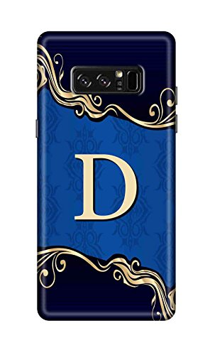 SWAG my CASE Printed Back Cover for Samsung Galaxy Note 8