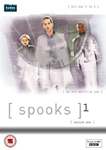 Spooks - BBC Series 1 (New Packaging) [DVD]