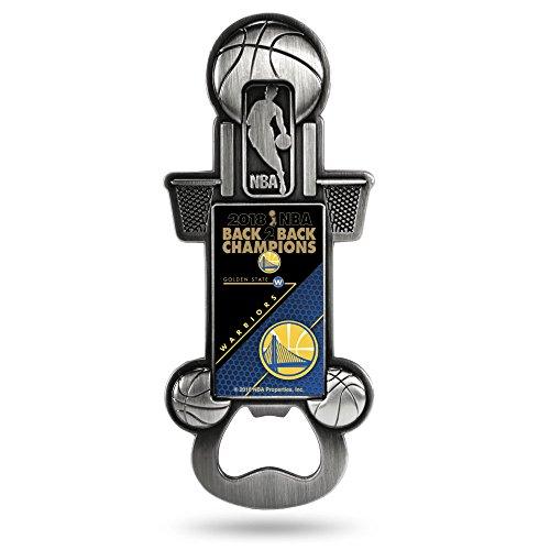 Rico Industries, Inc. Golden State Warriors 2018Champions magnetisch Party Starter Flaschenöffner Basketball - Usa Industries Starter