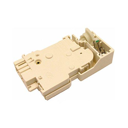 Cerradura puerta Spares2go secadora Indesit modelos