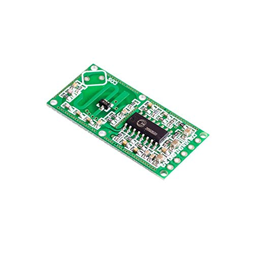 mimagogy RCWL-0516-Doppler-Radar-Sensor Bewegungsmelder Mikrowellen-Modul für Arduino