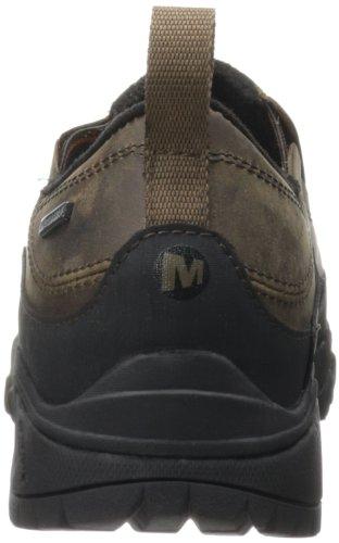 Merrell Shiver Moc 2 Waterproof Mens Dark Earth
