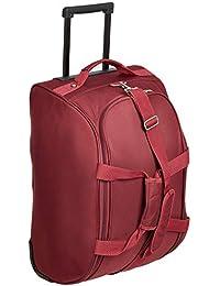 Kamiliant Kam Laka Polyester 62 cms Maroon Travel Duffle (KAM Laka WHD 62cm - Maroon)