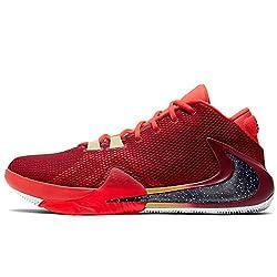 Nike Zoom Freak 1 - Noble red/Blackened Blue-Bright CRI, Größe:11.5