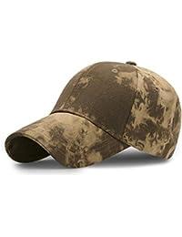 cf492196bd2 Yidarton Baseball Cap Polo Style Classic Sports Casual Plain Sun Hat