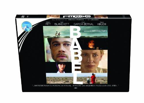 Babel (Ed. Horizontal) (Import Dvd) (2011) Pitt, Brad; Blanchett, Cate; Gonzál