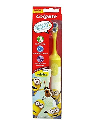 COLGATE Kids Brosse a Dents électrique - Minions