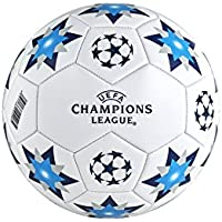 UEFA Champions League Fußball, Ball in Weiss
