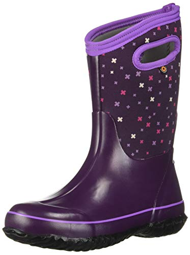 BOGS Unisex Kids Classic Rain Boot