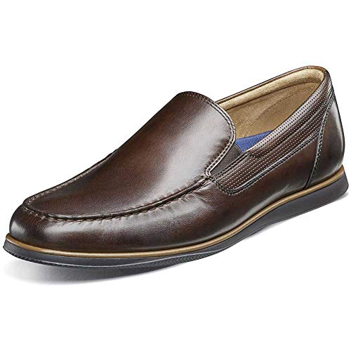 Florsheim Men's Atlantic Moc Toe Venetian Slip-On Gore Moc