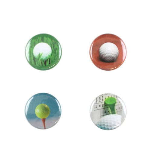 Il Bere C-GOLF-A Wine und Getr-nke Charms Sport Collection - Pin Hoch