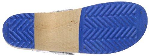 Gevavi 6006 BIGHORN Damen Clogs Blau (blau(del.blauw) 94)