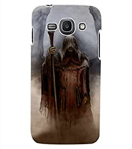 ColourCraft Dark Angel Design Back Case Cover for SAMSUNG GALAXY ACE 3 S7272 DUOS