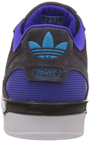 Adidas Busenitz Uomo Sneaker Nero gris / Bleu / Blanc