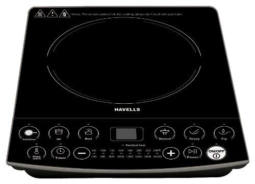Havells Insta Cook ET 1900-Watt Induction Cooktop (Black)