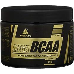 PEAK Mega BCAAS - 150 Tabletten à 2000mg
