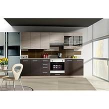 Küchenzeilen Günstig Mit Elektrogeräten | ambiznes.com