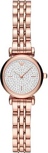 Emporio Armani Damen-Uhren Quarz One Size Edelstahl 87880613