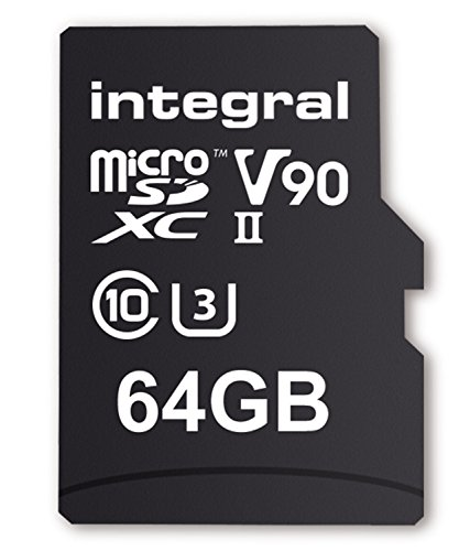 Integral UltimaPro X2UHS-II MicroSDXC Speicherkarte 64 GB