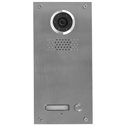 Preisvergleich Produktbild Neostar BMV-T2401W Video-Türstation aus Edelstahl