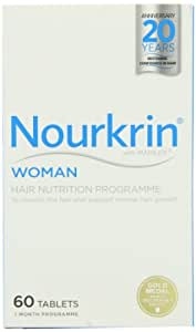 Nourkrin Woman 60 Tablets (1 Month Supply)