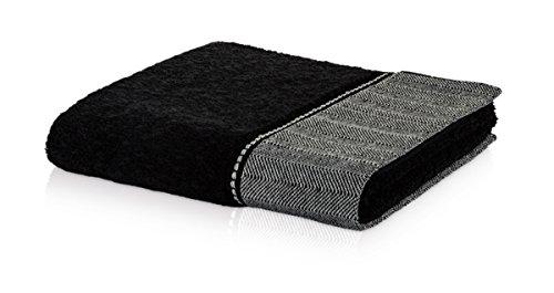Handtuch Handtuch »Black