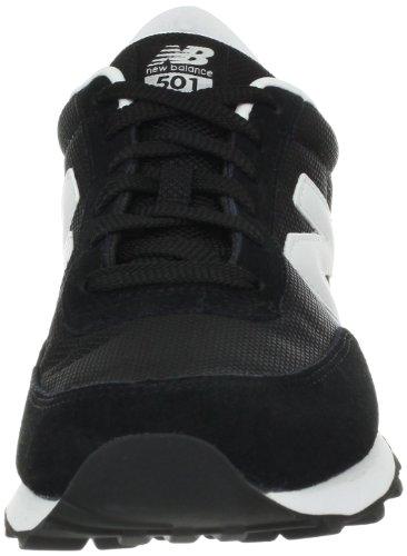New Balance - Mens Ballistic 501 Classic Shoes Black White