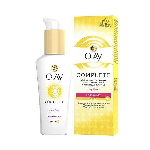 Olay Complete 3-in-1 Lightweight Day Fluid SPF25 Moisturiser, 75