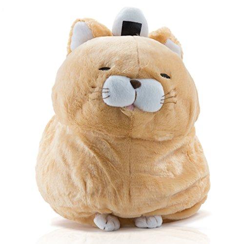 Yen Schein Plüschtier Weich und Flauschig Katze - Stofftier und Kuscheltier zum Liebhaben. Kleine Japanische Plüsch Cat Katze Merchandise XXL zum kuscheln für jeden Anime Fan oder für jedes Kind Groß und Klein als Geschenk (Best Cosplay Anime)
