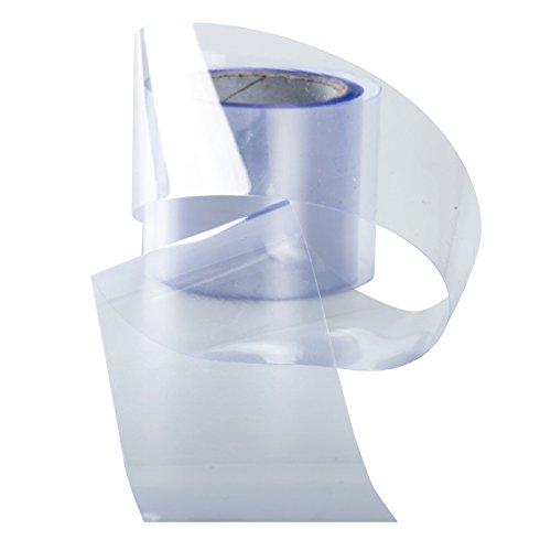 DECORA 0160719 Bobina PVC Per Alimenti 10 m X Altezza 60 mm, PVC, Trasparente