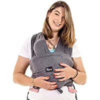 Koala Babycare® Une écharpe de portage facile à enfiler, réglable, unisex