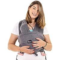 Koala Babycare® - Fular Portabebés fácil de usar, unisex ajustable