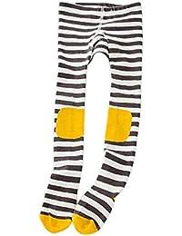 Mitlfuny Leggings Medias de Bebé Baile Largo Calcetines Dibujos Animados de Ojos Tejer Elásticos Polainas Otoño Invierno Calentar Algodón Pantimedias Leotardos para Niñas Recién Nacido 0-5 Años