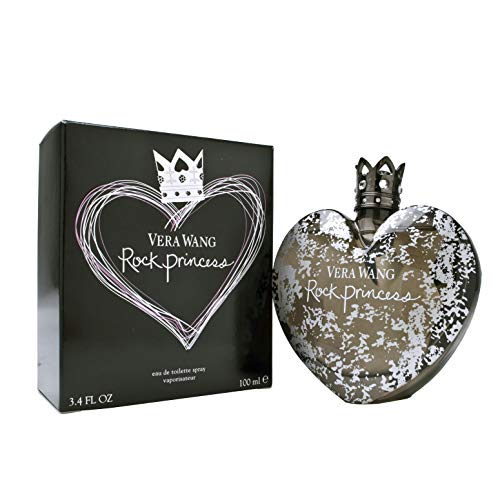Vera Wang Rock Princess femme/woman, Eau de Toilette, Vaporisateur/Spray, 1er Pack (1 x 100 ml)
