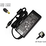 Laptop Charger forPackard Bell Easynote TE Series / TV Series (All Models) Compatible Replacement Notebook Adapter Adaptor Power Supply - Laptop Power (TM) Branded