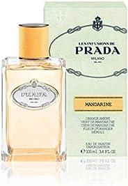 Prada Milano Les Infusions De Mandarine Eau de Parfum Spray for Unisex, 100 ml