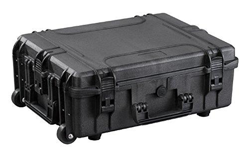 Max MAX540H190STR IP67, wasserdicht, strapazierfähig, wasser- und Materialaufnahmen mit Griff, Hartschale aus Kunststoff, Schutzhülle, Transit Pick and Pluck Schaumstoff-Koffer Werkzeugkoffer - 3