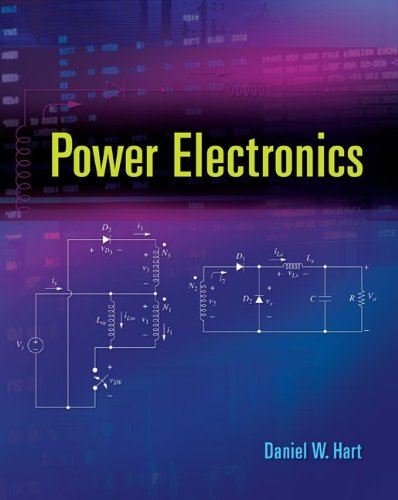 Power Electronics (Irwin Electronics & Computer Enginering) por Daniel W Hart
