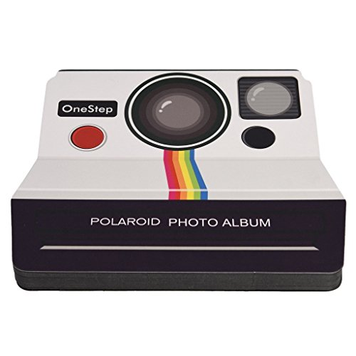 Polaroid-Vintage-Kamera-Scrapbook für 5 x 7,5 cm Fotopapier-Projekte (Snap, Zip, Z2300)