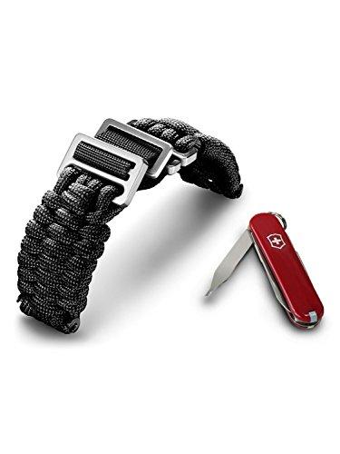 victorinox-inox-paracord-armband-schwarz-60022