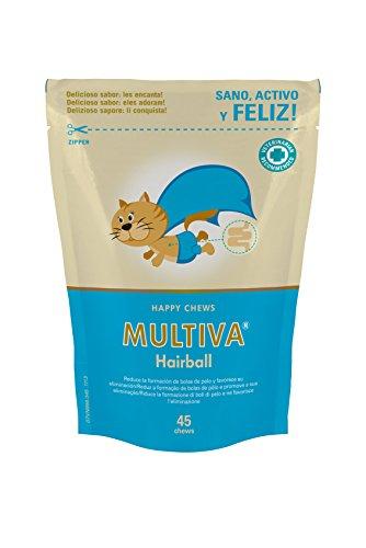 Multiva MP003 Hairball Artículos de Salud Animales Pequeños