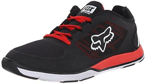 fox-chaussures-motion-evo-shoes-black-red-schwarz-405