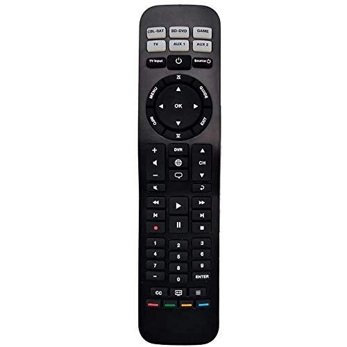 YUHUA ELE Télécommande de Remplacement pour Bose Solo 5, Solo 10, Solo 15 535, 525 Barre de Son TV, (Aucune Installation Requise) Soundbar Cinema Système de Haut-parleurs Vidéo Accessoires
