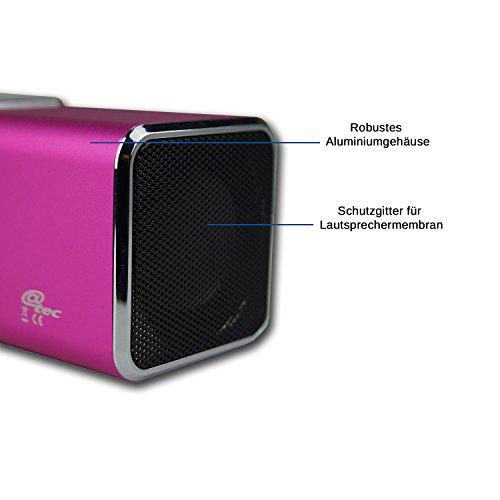music angel lautsprecher boxen handy mini smartphone box. Black Bedroom Furniture Sets. Home Design Ideas