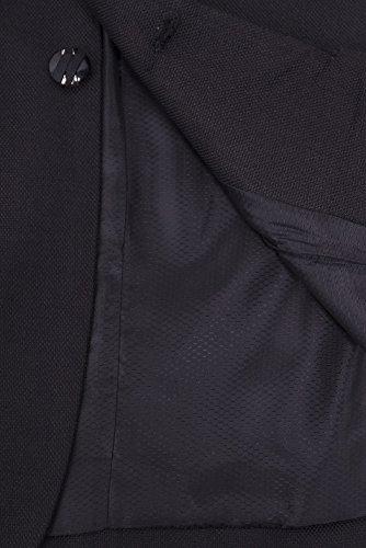 Wintage - Blazer - Homme Noir - Noir