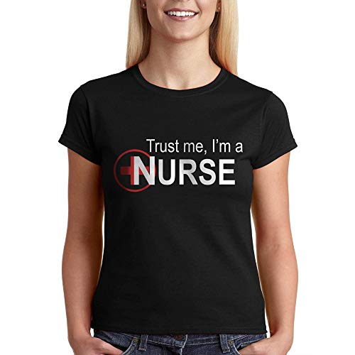 Trust Me Enfermera T-Shirt Funny...