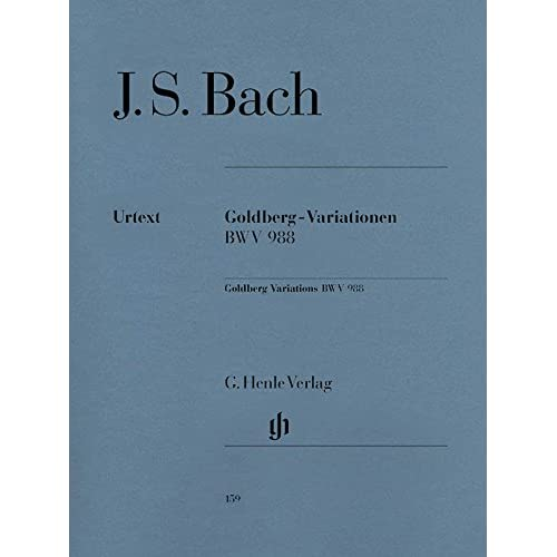 Variations-Goldberg BWV988 - Piano