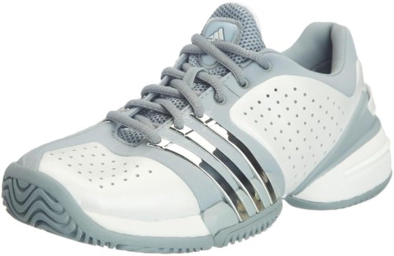 adidas Barricade Adilibria Zapatillas de Tenis Para Mujer, Mujer, Grau - Weiß